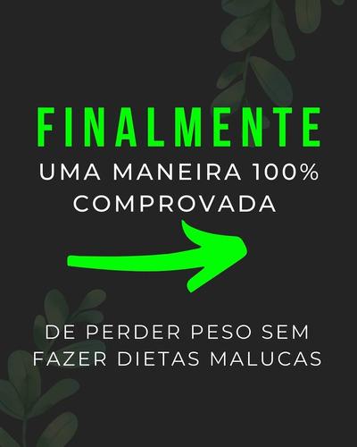 Finalmente Chegar No Brasil O Melhor Emagrecedor. Detox Caps