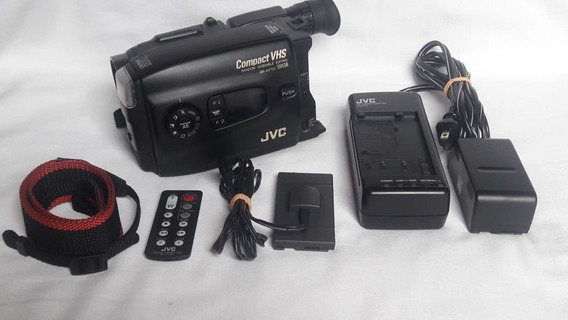 Filmadora Vhs Jvc Gr-ax700 / Ax-400 Com Defeito