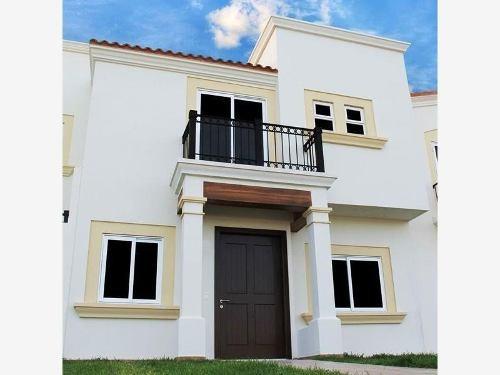 Casa En Venta En Mediterraneo Residencial De Lujo En Area De Mayor Plus Valia