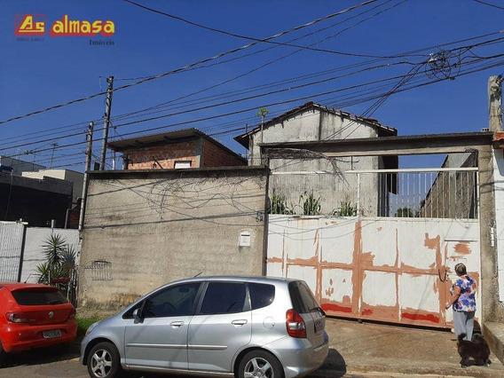 Terreno À Venda, 660 M² Por R$ 340.000 - Cidade Soberana - Guarulhos/sp - Te0019