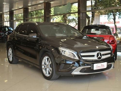 Imagem 1 de 5 de Mercedes Gla 200 Adavance Gasolina 4p Aut