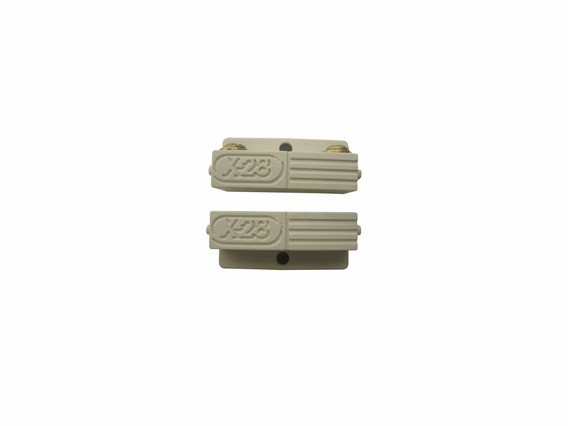 Sensor Magnetico Apertura Cableado X28 Alarmas Smcb Universal