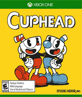 Cuphead   Juego Completo Xbox One Renta