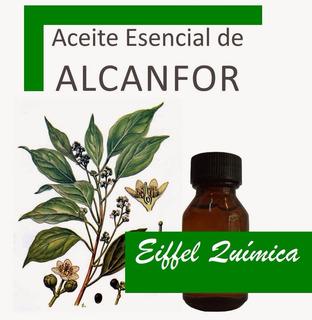 Aceite Esencial De Alcanfor 50cc Natural Oferta