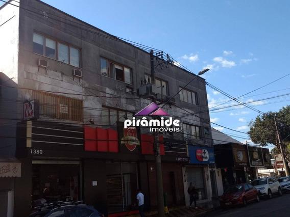 Sala Para Alugar, 35 M² Por R$ 850,00/mês - Jardim Esplanada Ii - São José Dos Campos/sp - Sa0752