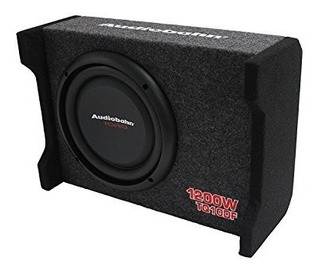 Audiobahn Tq10df 10 1200w Cartruck Montaje Bajo Down Down Fi