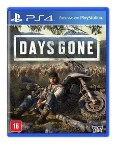 Days Gone Ps4 Mídia Física