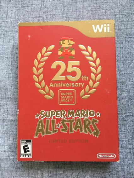 Super Mario Allstars Wii Ed Especial