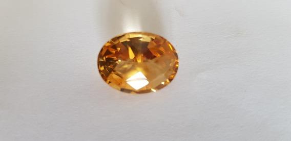 Pedra Preciosa Natural Citrino 13,6 Quilates Maravilhosa!!!!