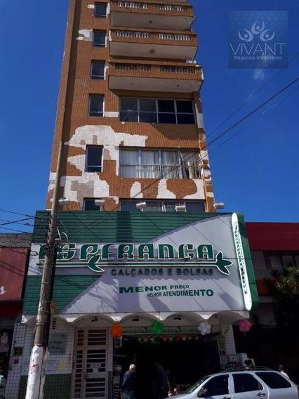 Apartamento Residencial Para Locação, Centro, Suzano. - Ap0157
