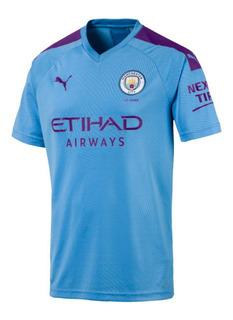 Camisa Masculina Manchester City