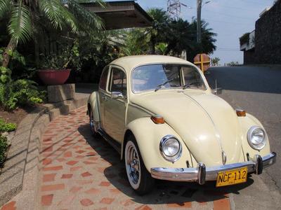 Excelente: Volkswagen Escarabajo Beatle Modelo 67 Cali