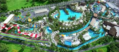 Passaporte Vitalício Familiar Dream Park