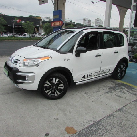 Aircross 1.6 Glx Atacama Manual 2014 Branco