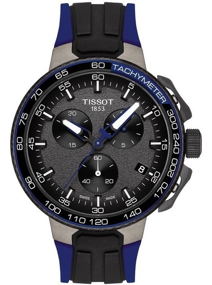 Tissot T Race T111.417.37.441.06 Novo Cycling Azul