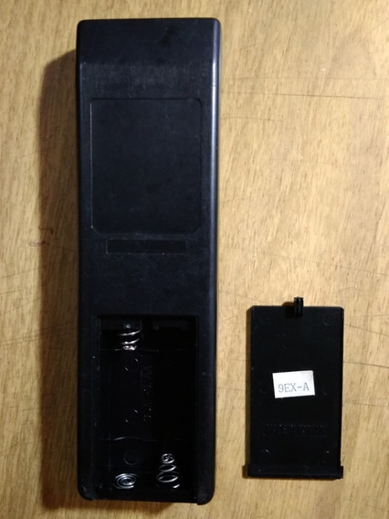 Controle Remoto A & D Tape Deck 3 Cabeças (baixei Preço)