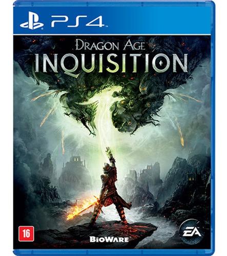Imagem 1 de 10 de Jogo Dragon Age Inquisition Ps4 Legendado