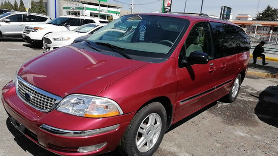 Ford Windstar 2003 4p Se Tela