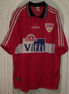 Jersey Stuttgarth De Alemania Año 1996 1997 Talla Xl