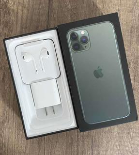 iPhone 11 Pro 6 Meses 256gb Completo Ticket 100% Bateria