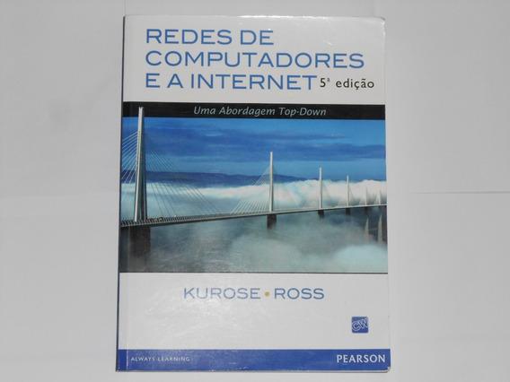 Livros Redes De Computadores E Segurança Da Informação -unix