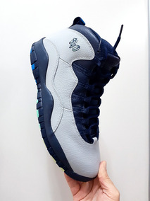 Tênis Nike Air Jordan 10 Retro Rio Original N. 41 E 43