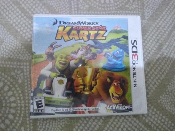 Dreamworks Super Star Kartz Para Nintendo 3ds