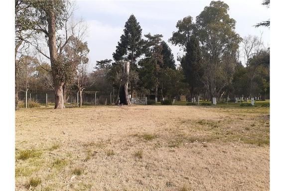 Terreno Fracción En Venta En Cañuelas De 3500 M2