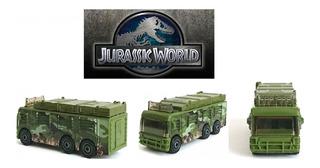 Auto Bus Matchbox Jurassic Park 4x4 Explorer (hotwheels)