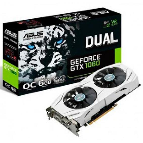 Placa De Vídeo Geforce Gtx 1060 6gb Oc Asus - Pronta Entrega