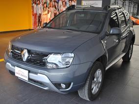 Renault Duster 2.0 Ph2 4x2 Privilege Gris 5 Puertas Pph