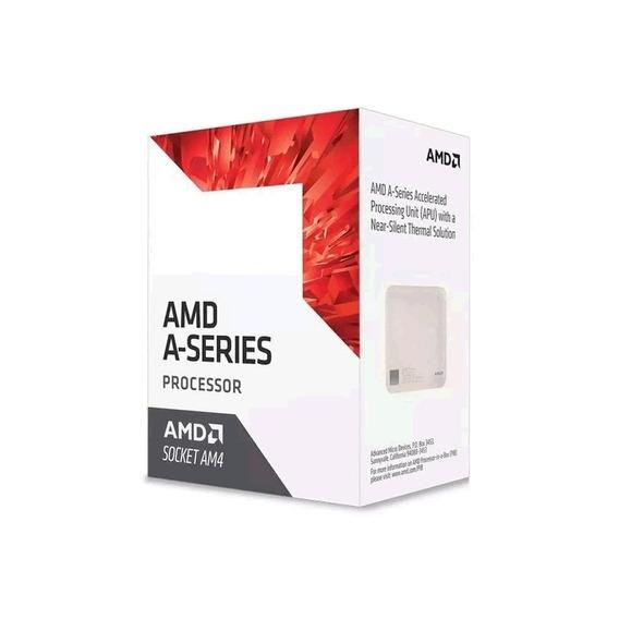 Procesador Gamer Amd A10 9700 3.8ghz 65w Am4 Video Radeon R7