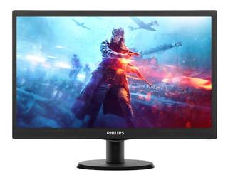 Monitor Philips 223v5lhsb2 Led 22 21.5 Full Hd 5ms Vga Hdmi