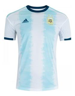 Camisa Argentina 2019 - Original - Frete Grátis.