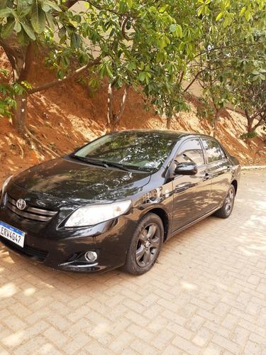Imagem 1 de 13 de Toyota Corolla 2011 1.8 16v Gli Flex Aut. 4p