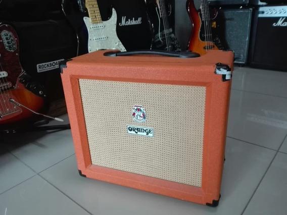 Amplificador Para Guitarra Orange Crush35 Rt