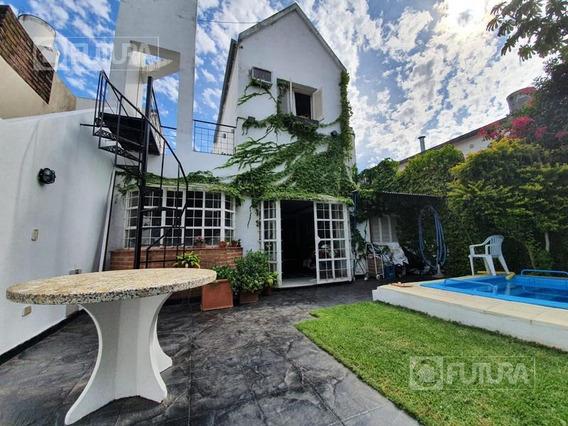 Casa De 3 Dormitorios Comodín En Venta - Barrio Parque, Rosario