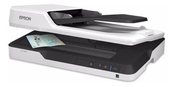 Escaner Epson Ds-1630 Digitalizador Duplex Doble Faz Automat