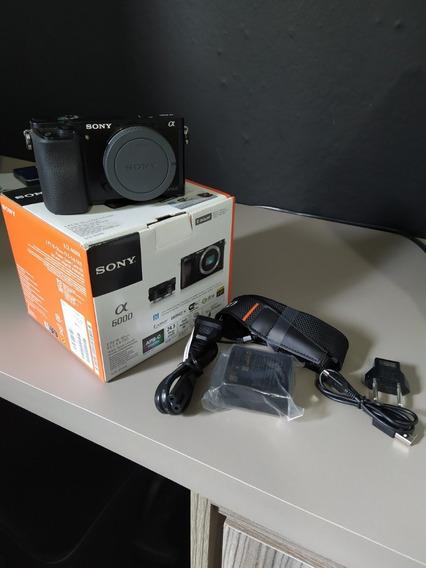 Câmera Mirrorless Sony A6000
