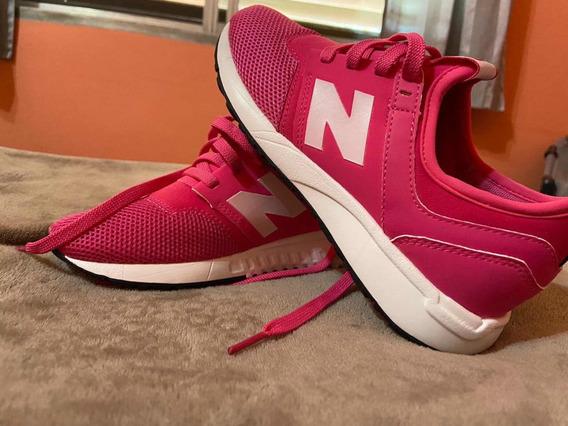 Zapatillas New Balance Niña/junior Talle 35.5