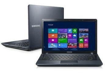 Notebook Samsung Ativ Book