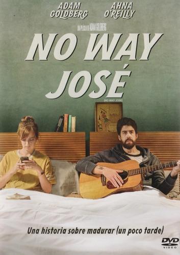 Imagen 1 de 3 de No Way Jose Adam Goldberg , Ahna O'reilly Pelicula Dvd