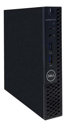 Mini Cpu Dell 3070 I5 8gb 256 Ssd Optiplex