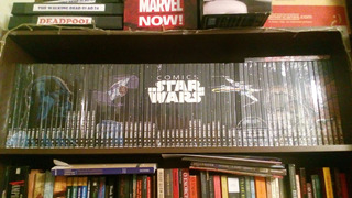 Coleção Hqs Completa Star Wars Planeta Dagostini 70 Volumes!