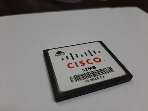 Cartão De Memória Flash 32mb Cisco