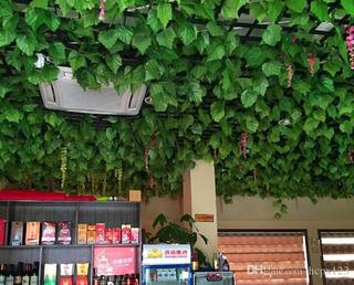 Plantas Largas De Enredaderas Artificiales