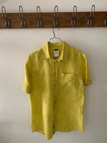Camisa Versace Original Usada Excelente Condición
