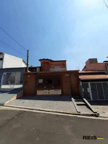 Casa Com 3 Dormitórios À Venda, 175 M² Por R$ 480.000,00 - Wanel Ville - Sorocaba/sp - Ca0138