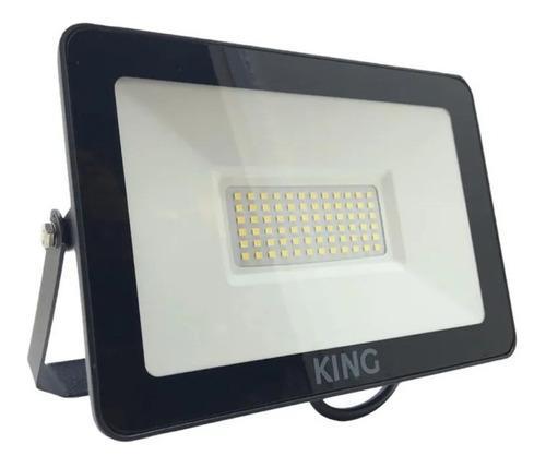 Imagen 1 de 5 de King Reflector Led 70w Blanco Frío 6500k