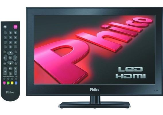 Tv Monitor Philco Linda Imagem Funcionando Perfeitamente